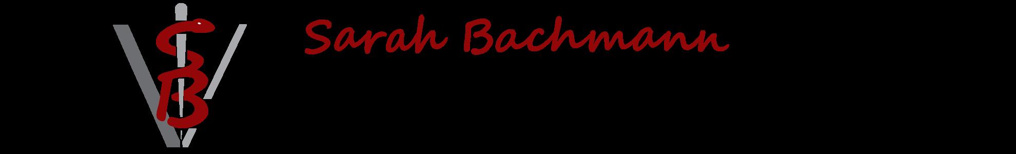 Tierarztpraxis Sarah Bachmann